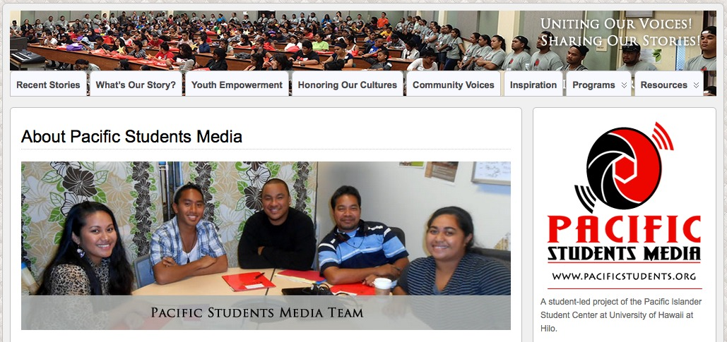 Pacific Students Media