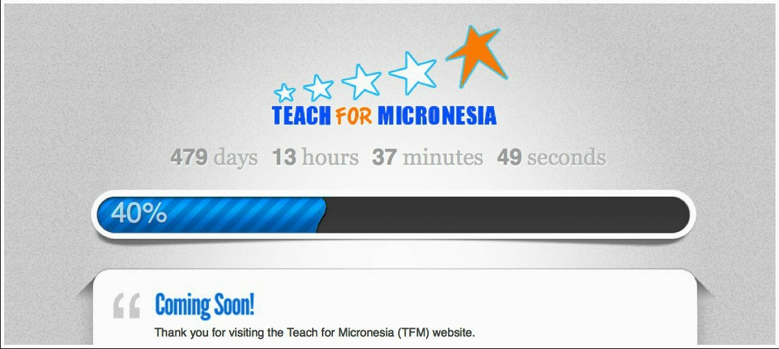 Teach for Micronesia